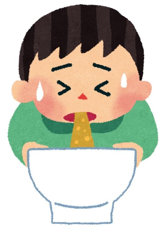 熱中症の吐き気や嘔吐の原因とは?その対処と食事について