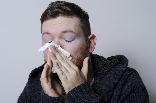 インフルエンザ鼻水02