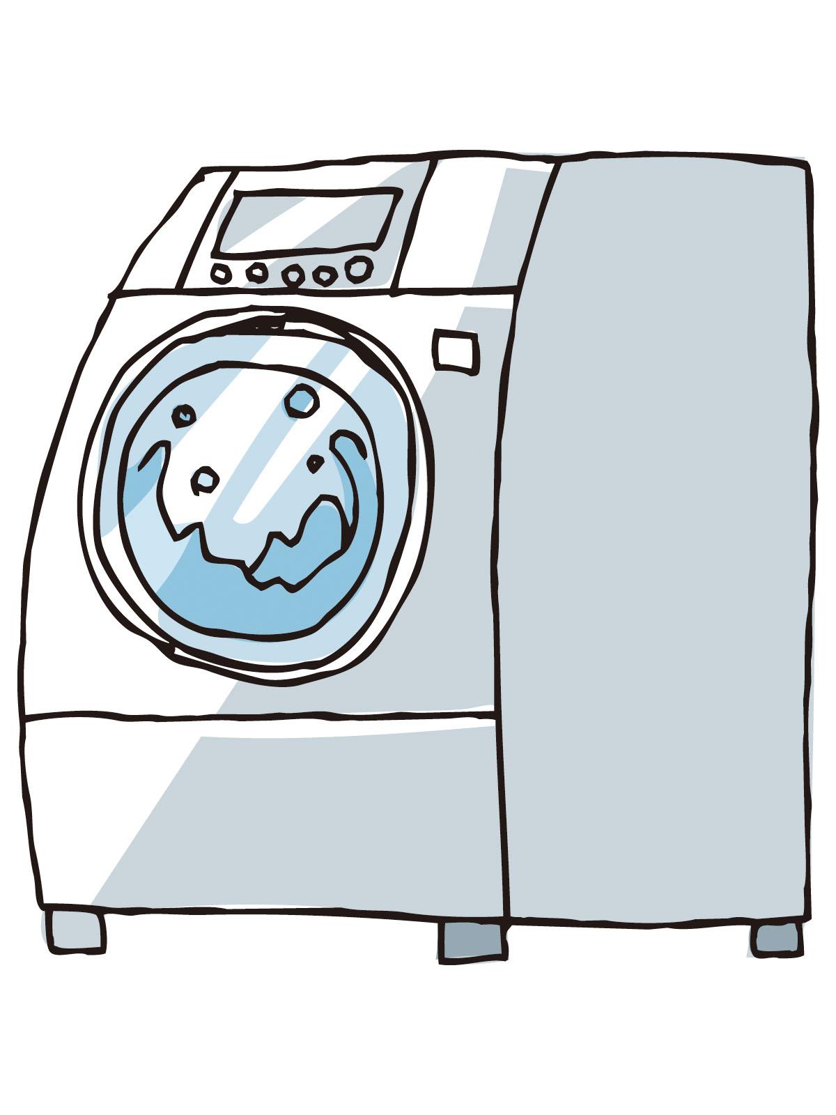 電気毛布洗濯
