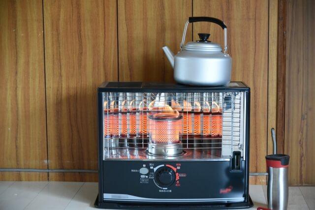 反射式石油ストーブ01