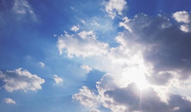 曇り 紫外線