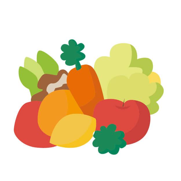 紫外線対策 野菜