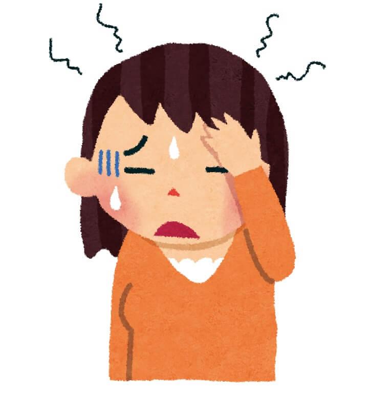 蚊取り線香 頭痛