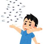 蚊柱 読み方