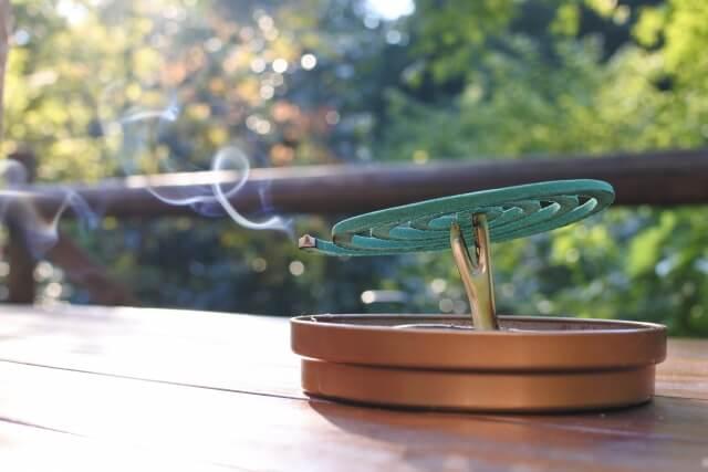 蚊取り線香ピレスロイド