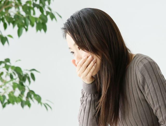 蚊取り線香 喉
