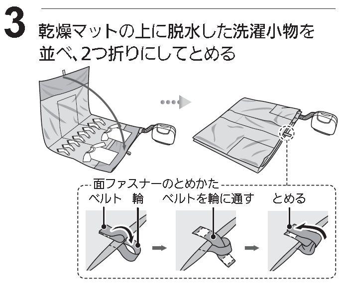布団乾燥機 衣類乾燥 使い方